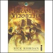 A Piramide Vermelha / Rick Riordan / 11542