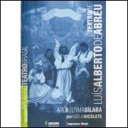 Luis Alberto De Abreu Ate A Ultima Silaba / Adelia Nicolete / 11559