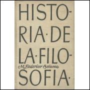 Historia De La Filosofia / Michele Federico Sciacca / 11612