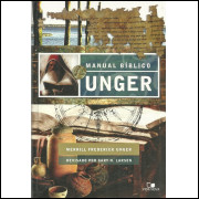 Manual Biblico Unger / Merril Frederick Unger / 11638