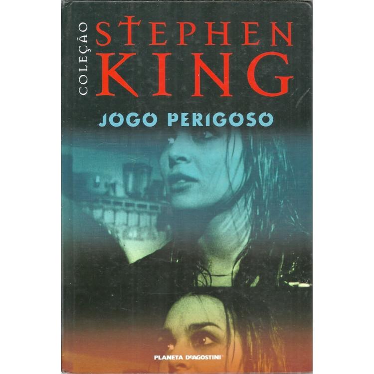 Jogo Perigoso / Stephen King / 11736