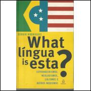 What Lingua E Essa / Sergio Rodrigues / 11757