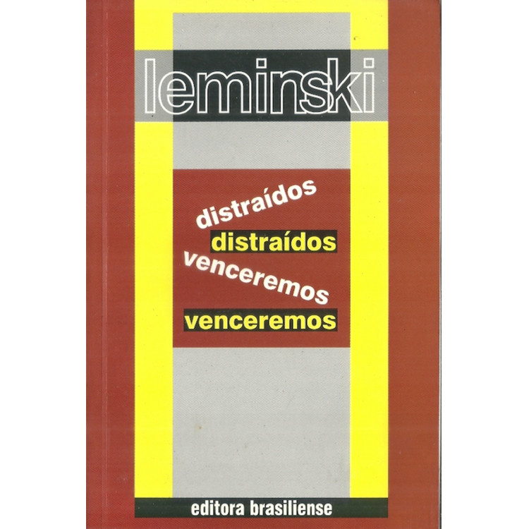 Distraidos Venceremos / Paulo Leminski / 11837