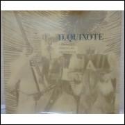 Dom Quixote / Cervantes; Portinari; Carlos Drummond De Andrade / 1712