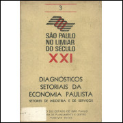 Sao Paulo no limiar do Seculo XXI vol 3 Diagnosticos setoriais da economia paulista Seto / 4997