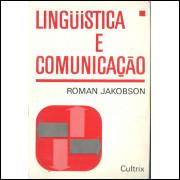 Linguistica E Comunicacao / Roman Jakobson / 12013