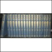Tesouro Da Juventude Completa 18 Volumes / Editora W M Jackson / 12060
