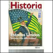 Revista De Historia Da Biblioteca Nacional No 66 Estados Unidos Somos tao diferentes / 12197