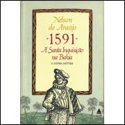 1591 A Santa Inquisicao na Bahia / Nelson de Araujo / 12817