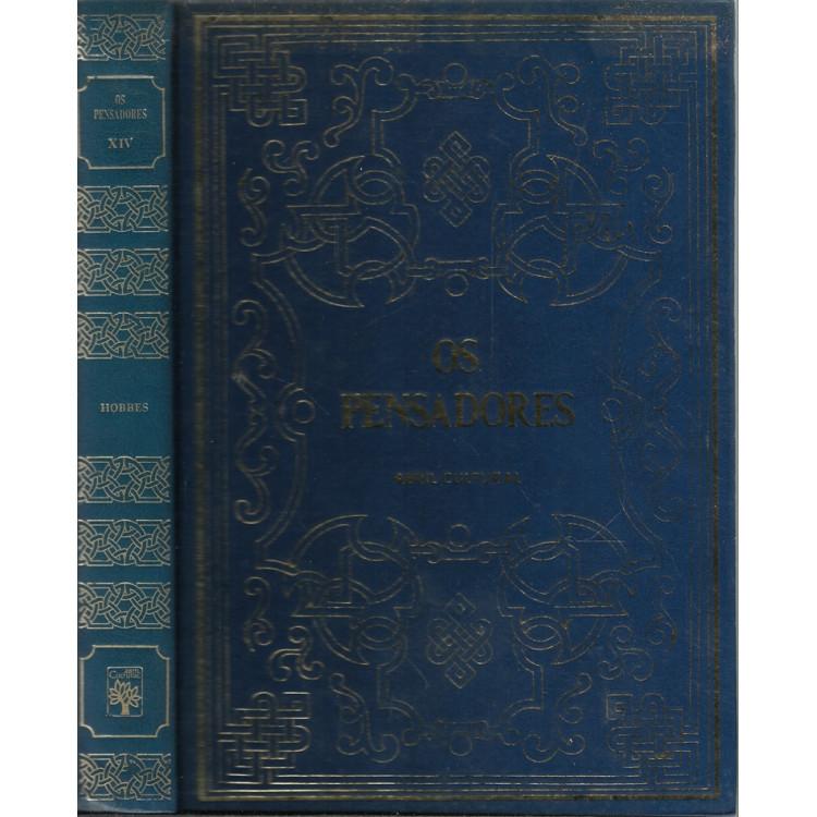 Hobbes Colecao Os Pensadores / Thomas Hobbes / 13711