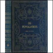 Condillac / Helvetius / Degerando Colecao Os Pensadores / Condillac; Helvetius; Degerando / 13733