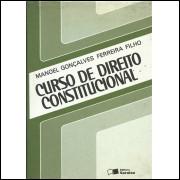 Curso De Direito Constitucional 30a Edicao Revista E Atualizada / 13755