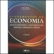 Fundamentos De Economia / Marco Antonio S Vasconcellos; Manuel Enriquez Garcia / 13826