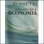 Introducao a Economia / José Paschoal Rossetti / 13827