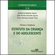 Estatuto Da Crianca E Do Adolescente / 13900