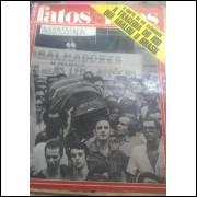 Revista Fatos E Fotos Nro 375 11 04 1968 Morte De Edson Luiz / Bloch Editores / 13994